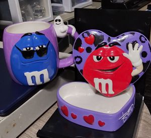 """M&M Collector Set """"Porcelain"""" for Sale in Charlotte, NC"""