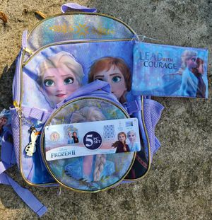 Frozen 2 Backpack Bundle for Sale in Atlantic Beach, FL