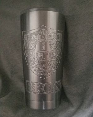 Personalized engraved tumblers for Sale in Salinas, CA