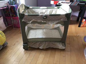 Graco travel pack n play play yard for Sale for sale  Kenilworth, NJ