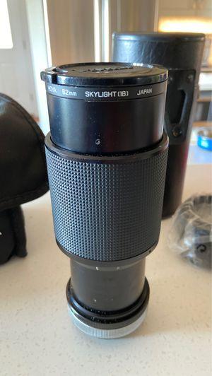 Vivitar lens for Sale in Harpswell, ME