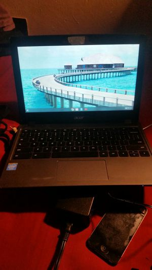 Acer laptop chromebook for Sale in Fresno, CA