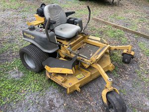 "72"" hustler super z zero turn for Sale in Zephyrhills, FL"