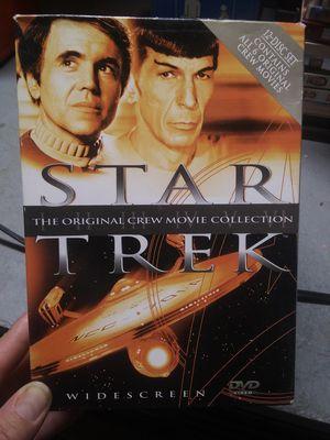 STAR TREK (the original crew movie collection) for Sale in Phoenix, AZ