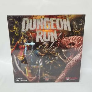 Dungeon Run Board Game by Plaid Hat Games Out of Print 2011 for Sale in West Chicago, IL