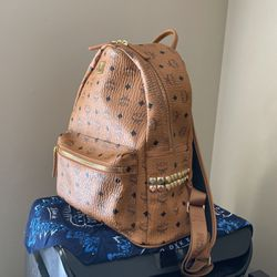 100% Authentic MCM Studded Backpack for Sale in Alpharetta,  GA