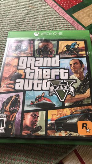 Grand theft auto 5 for Sale in Crab Orchard, WV