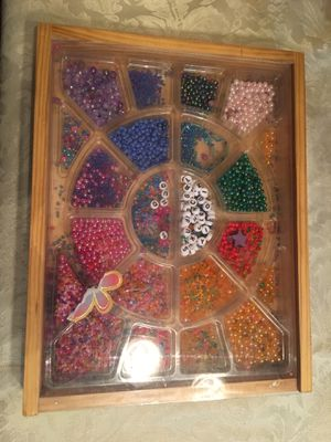 Children's Wooden Bead Kit for Sale in Palo Alto, CA