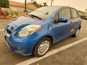 2010 Toyota Yaris for Sale in Downey, CA