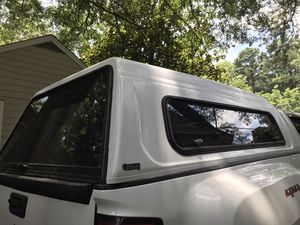 Camper Top 8ft long & 6ft wide. Take off from Silverado 3500(2015) for Sale in Marietta, GA