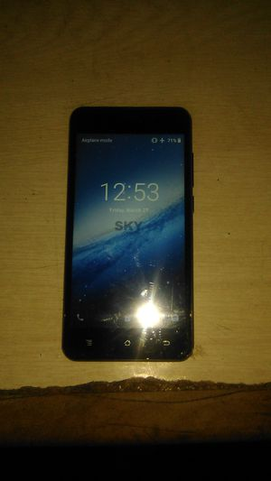 Unlocked Android phone for Sale in San Jacinto, CA
