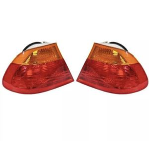Halogen Taillights Non-LED OEM BMW E46 Coupe 2000 2001 2002 for Sale in Salinas, CA