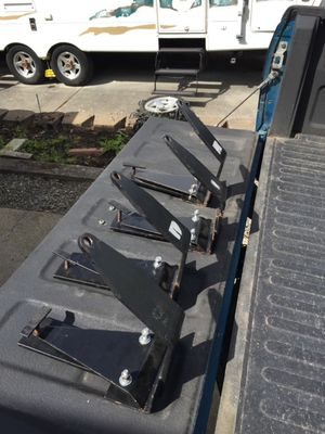 Truck camper tie downs for Sale in Gresham, OR