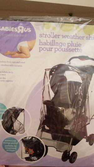 stroller weather shield for Sale in Hartford, CT
