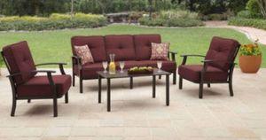 New!! 5 pc conversation set, outdoor patio set for Sale in Tempe, AZ