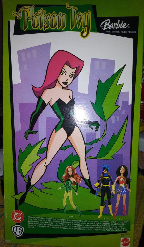 2004 Poison Ivy Barbie.
