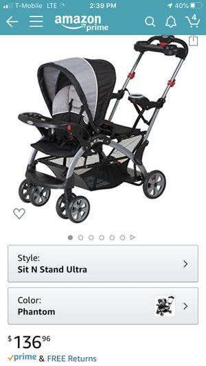 Baby Trend-Double Stroller for Sale in Gilbert, AZ