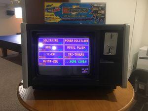 1997 Merit Megatouch 5 Multi-game Touchscreen Bar Arcade Machine for Sale in Dover, NJ