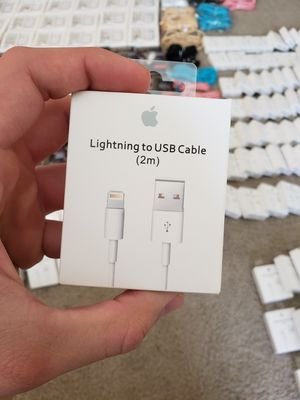 iPhone charger 6 feet for Sale in San Diego, CA