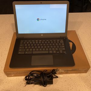 "HP CHROMEBOOK 14"" LAPTOP for Sale in Anaheim, CA"