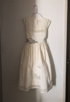 Flower girl dress Size 12 for Sale in Ceres, CA