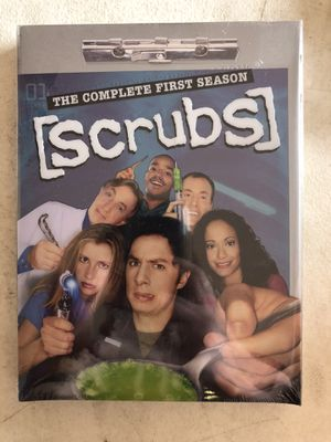 New Scrubs The Complete 1st Season for Sale in Riverside, CA