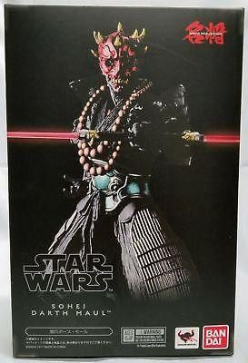 Star Wars Sohei Darth Maul Movie Realization Action Figure Collectible for Sale in Seattle, WA
