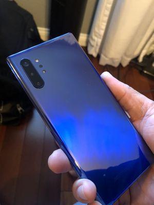 Samsung note 10+ for Sale in Escondido, CA