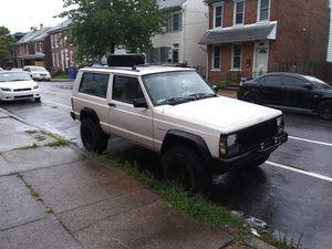 96 Jeep Cherokee xj $1500 for Sale in Pottstown, PA