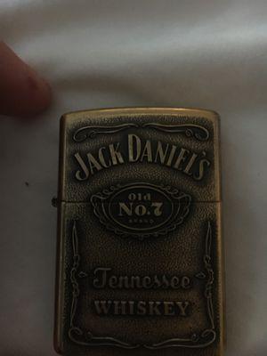 Jack Daniels zippo for Sale in Cranston, RI
