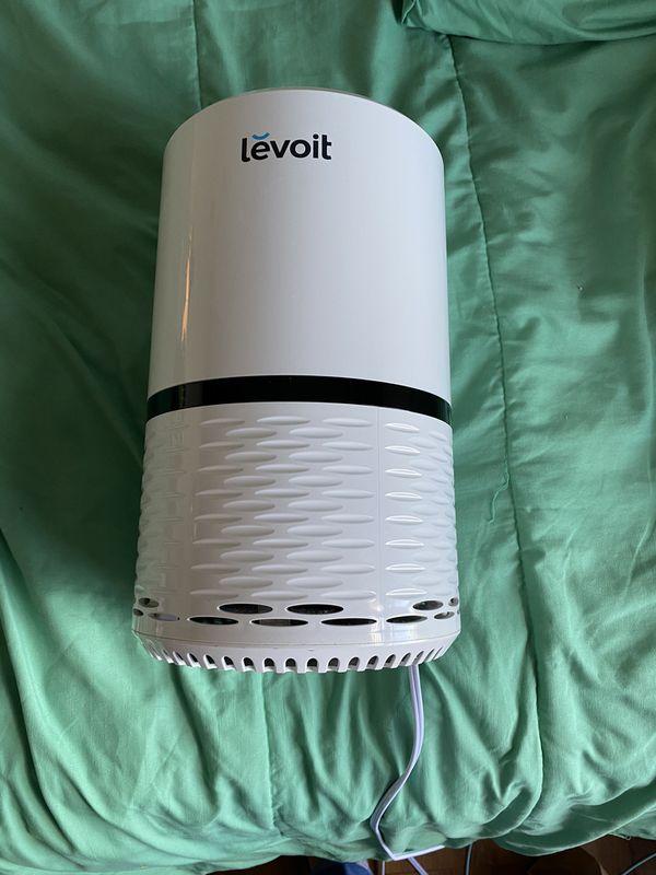 Air purifier w/ HEPA FILTER