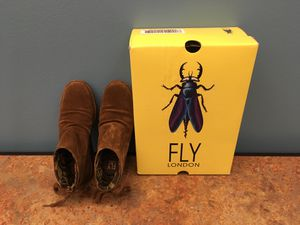 Fly London Yebi Wedges for Sale in Portland, OR