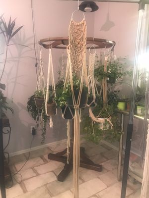 Macrame Plant Hanger for Sale in Peoria, AZ