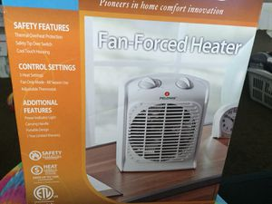 Pelonis Heater & Thermostat for Sale in Stockton, CA