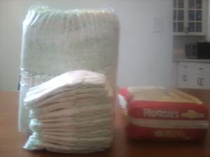 NEWBORN HUGGIES ONLY $15 for Sale in Fort Lauderdale, FL