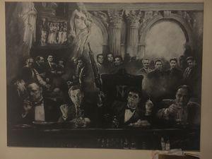 Original gangsters print for Sale in Fort Walton Beach, FL