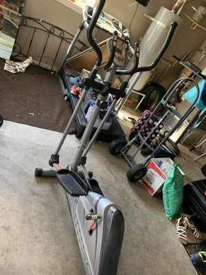 Exerpeutic elliptical machine for Sale in Gig Harbor, WA