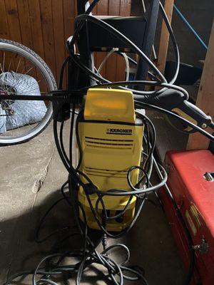 Karcher power washer for Sale in North Smithfield, RI