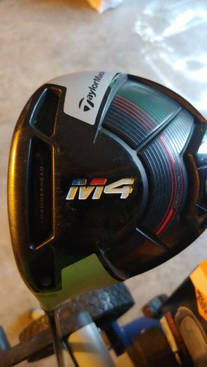 TAYLORMADE M4 DRIVER for Sale in Renton, WA