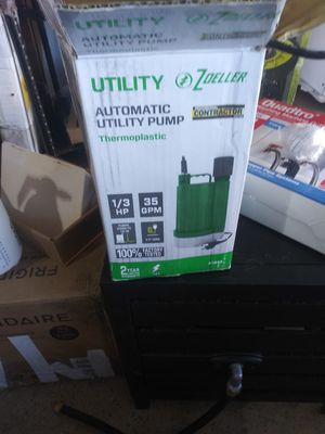 Automatic utility pump for Sale in North Las Vegas, NV