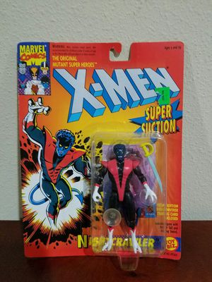 Nightcrawler X-Men Marvel Comics ToyBiz RARE VINTAGE COLLECTABLE Action Figure for Sale in Thonotosassa, FL