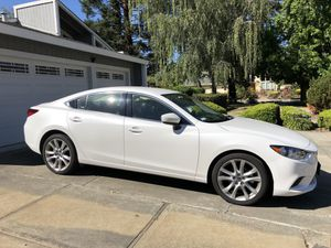 2017 Mazda 6 Touring White Pearl for Sale in Fremont, CA