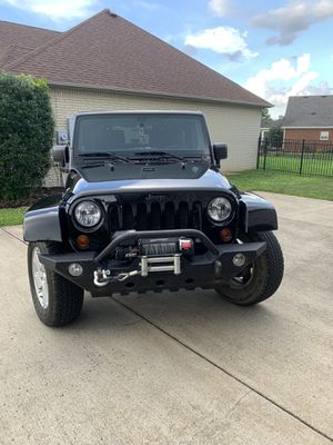 2012 Jeep Wrangler for Sale in Murfreesboro, TN
