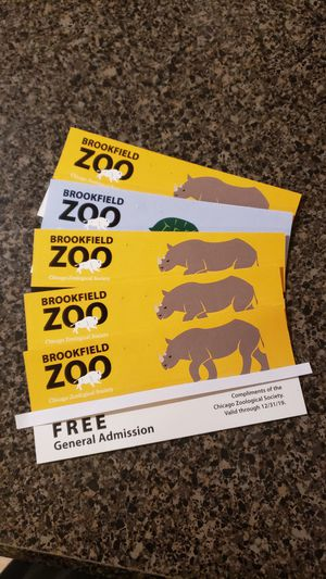 Brookfield Zoo Tickets for Sale in Chicago, IL