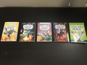NEW - 5 Upside Down Magic Books for Sale in Center Valley, PA