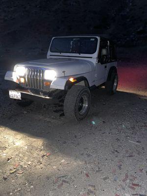 1993 Jeep Wrangler for Sale in Huntington Park, CA
