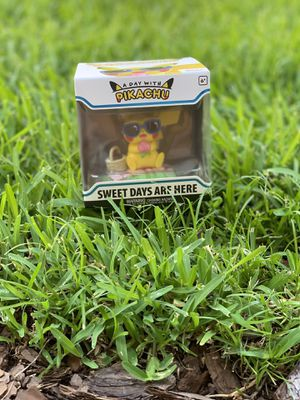 Funko Pokemon A Day With Pikachu Sweet Days Are Here May Month for Sale in Brandon, FL