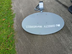 International satellite dish for sale for Sale in Tampa, FL