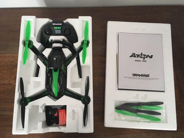 Aton Traxxas flying drone monster energy model 7908 for Sale in West  Jordan, UT - OfferUp