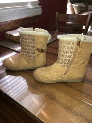 Girls size 2 Michael Kors boots for Sale in Erie, PA